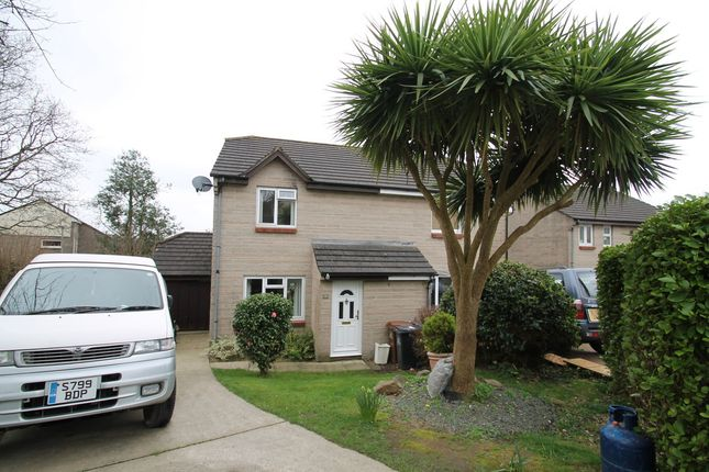 Thumbnail Semi-detached house for sale in Plover Rise, Ivybridge