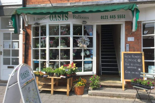 Thumbnail Retail premises for sale in Hewell Place, Hewell Road, Barnt Green, Birmingham