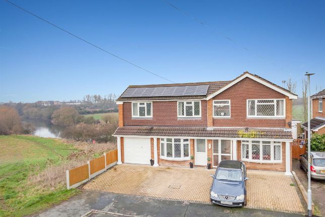 Thumbnail Property for sale in Dale Road, Shrewsbury