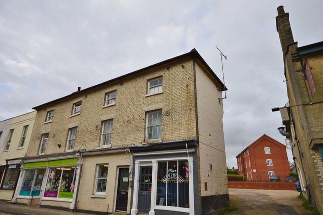 Thumbnail Flat to rent in High Street, Saxmundham