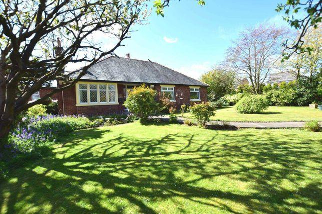 Thumbnail Detached bungalow for sale in Harbour Lane, Warton, Preston