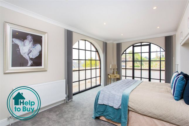 Thumbnail Flat for sale in The Powerhouse, West Street, Harrow On The Hill, Middlesex