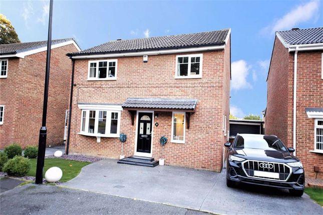 Thumbnail Detached house for sale in Vicarsholme Close, Chapel Garth, Sunderland