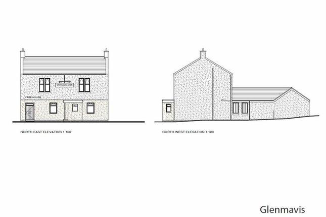 Thumbnail Land for sale in Dalmacoulter Court, Raebog Road, Glenmavis, Airdrie