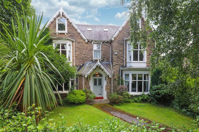 Thumbnail Detached house for sale in Kenwood Park Road, Sheffield