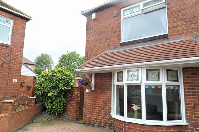 Semi-detached house for sale in Margaret Grove, South Shields