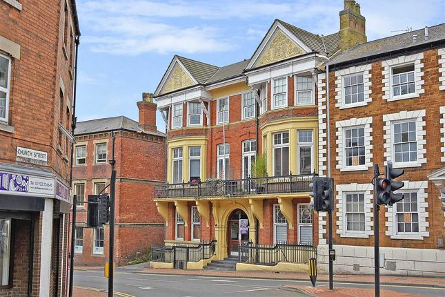 Thumbnail Flat for sale in High Street, Wellingborough