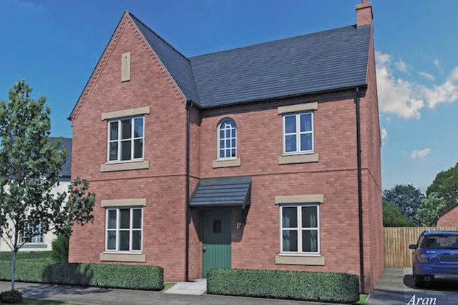 Thumbnail Detached house for sale in The Aran Heanor Road, Smalley, Ilkeston