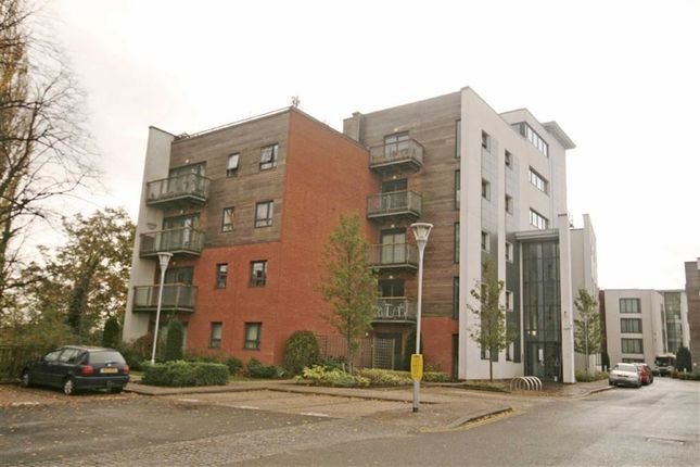 Thumbnail Flat to rent in Wilmslow Road, Didsbury, Manchester, Greater Manchester