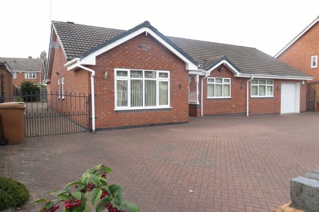 Thumbnail Bungalow for sale in Bloxwich Road North, Willenhall