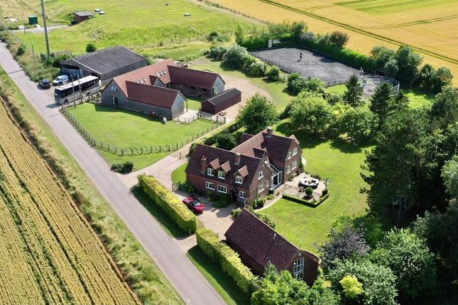 Thumbnail Detached house for sale in Larkhill, Wantage, Oxfordshire