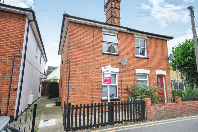 Thumbnail Semi-detached house for sale in King Street, Maldon
