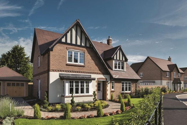 "Thumbnail Property for sale in ""The Coxley"" at Kenilworth Road, Balsall Common, Coventry"