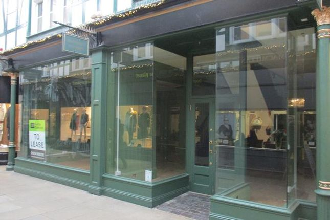 Thumbnail Retail premises to let in 14 - 15 The Arcade, Bedford