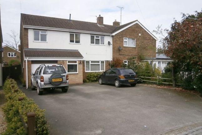 Thumbnail Semi-detached house for sale in Ashchurch Road, Ashchurch, Tewkesbury