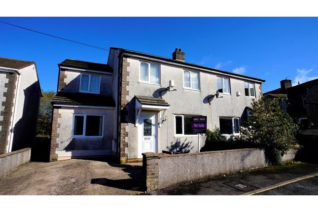 Thumbnail Semi-detached house for sale in Heathcote Park, Cleator Moor