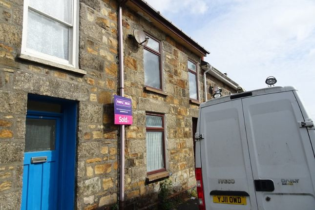Thumbnail Terraced house for sale in 21 Edward Street, Camborne, Cornwall