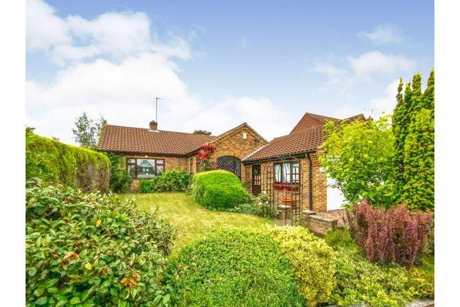 Thumbnail Detached bungalow for sale in Edlington Drive, Nottingham