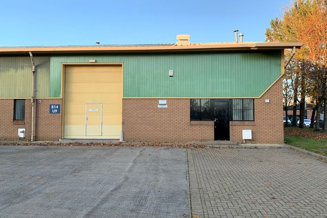 Thumbnail Industrial to let in Smiddy Court, Glencairn Industrial Estate, Kilmarnock