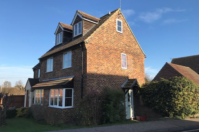 Thumbnail Semi-detached house for sale in Turner Avenue, Lawford, Manningtree