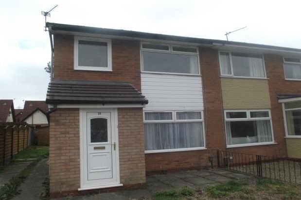 Thumbnail Property to rent in Castle Croft, Harwood, Bolton