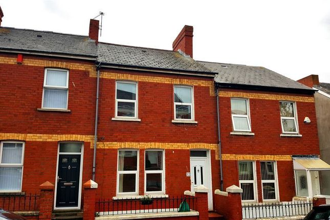 Thumbnail Property to rent in Porthkerry Road, Barry