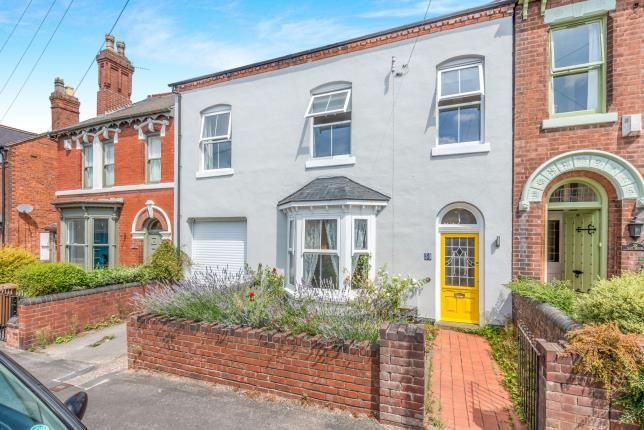 Thumbnail Terraced house for sale in Westbourne Road, The Butts, Walsall, .