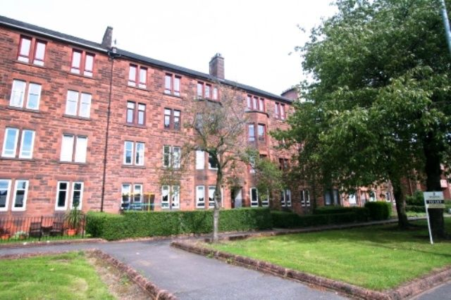 Thumbnail Flat to rent in 1802 Great Western Road, Anniesland, Glasgow
