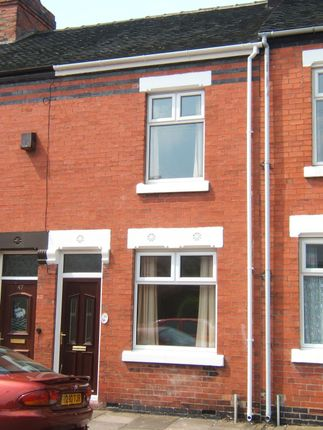 Thumbnail Terraced house to rent in 49 Stanley Road, Hartshill