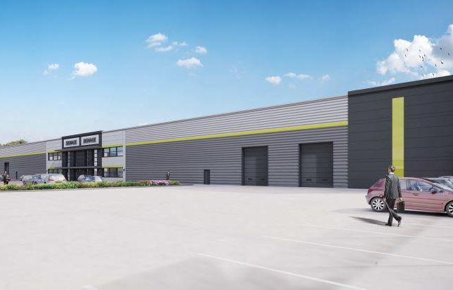 Thumbnail Warehouse to let in Unit 3A, Cransley Park, Kettering, Northamptonshire
