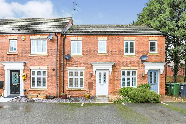 Thumbnail Terraced house for sale in Bremridge Close, Barford, Warwick