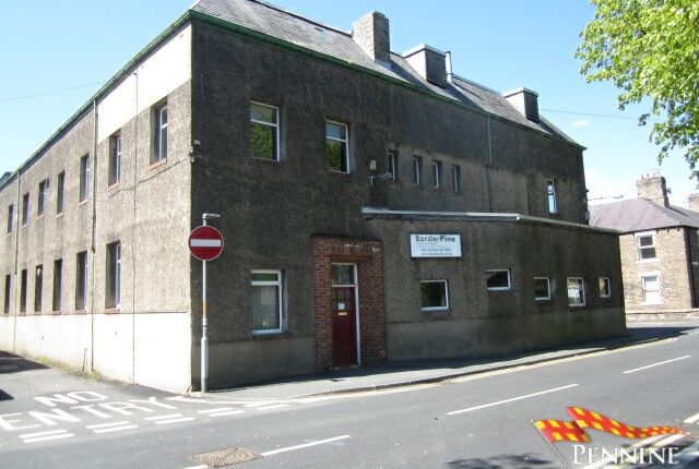Thumbnail Industrial for sale in Aesica Road, Haltwhistle, Northumberland