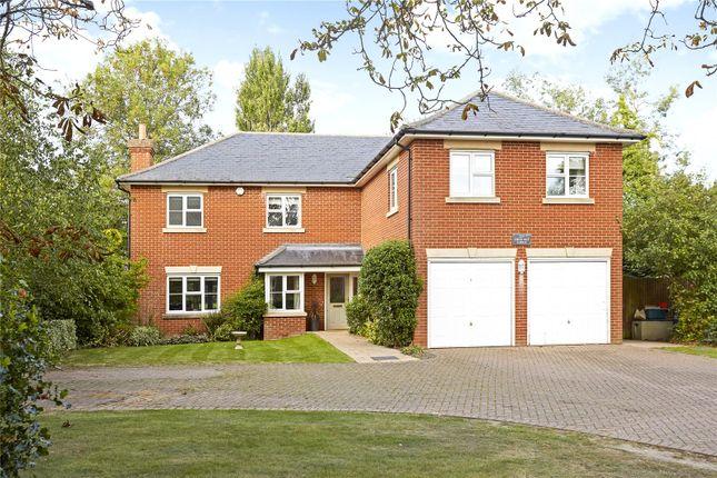Thumbnail Detached house for sale in Tonbridge Road, Wateringbury, Maidstone