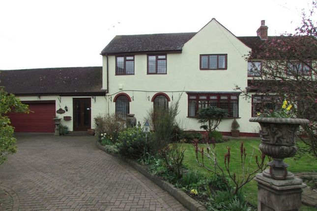 Thumbnail Detached house for sale in Manor Road, Bottesford, Scunthorpe