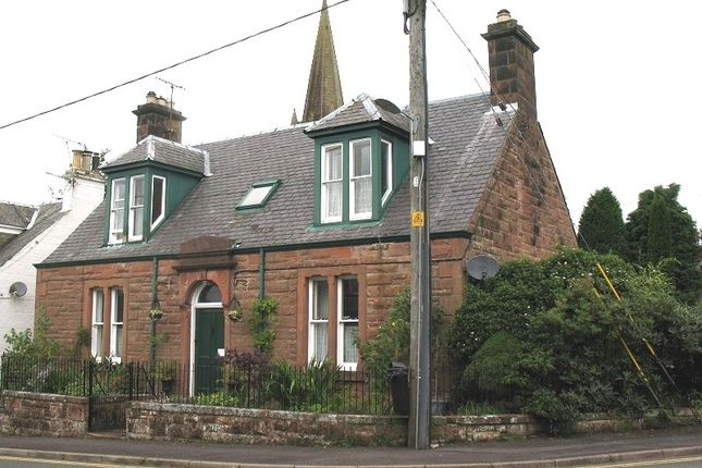 Thumbnail Detached house for sale in Dalveen Grange Road, Moffat, Dumfries And Galloway.