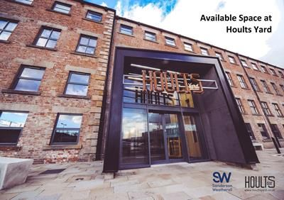 Office to let in Maling Exchange, Hoults Yard, Walker Road, Newcastle Upon Tyne