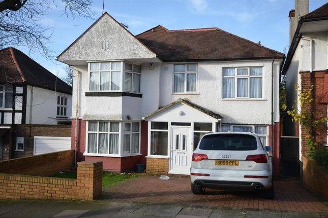 Thumbnail Detached house for sale in Corringham Road, Wembley, Middlesex