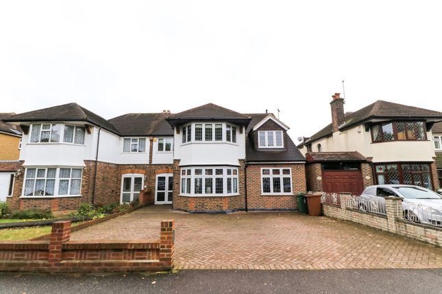 Thumbnail Semi-detached house for sale in Nevin Drive, London
