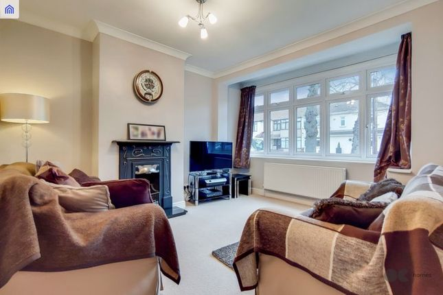 Thumbnail Terraced house for sale in Birch Crescent, Hornchurch