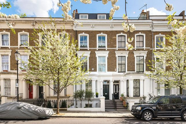 Thumbnail Terraced house for sale in Chesterton Road, North Kensington, London