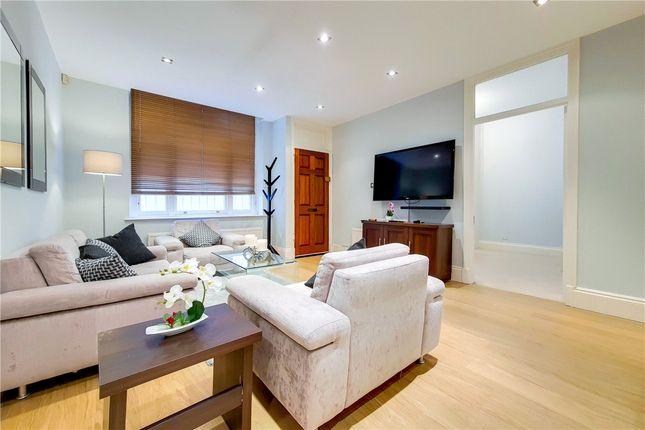 3 bed flat to rent in Bickenhall Street, Marylebone, London W1U