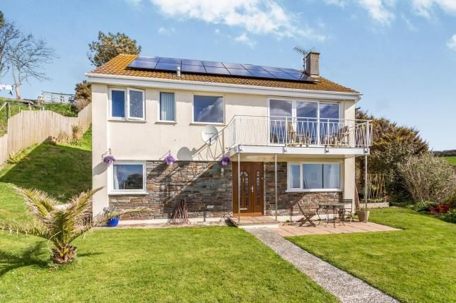 Thumbnail Detached house for sale in Portwrinkle, Torpoint, Cornwall