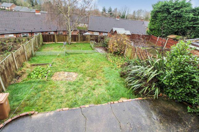 Rear Garden of Ladybower Road, Spondon, Derby DE21