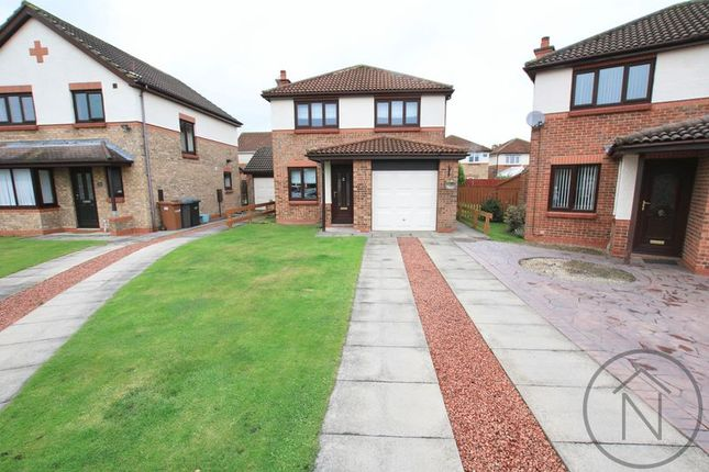 Thumbnail Detached house for sale in Clover Court, Newton Aycliffe