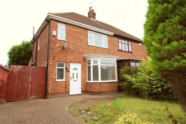 Thumbnail Semi-detached house to rent in Phelps Place, Grimsby