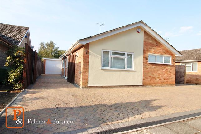 3 bed detached bungalow for sale in West Lawn, Ipswich IP4