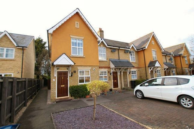 Thumbnail End terrace house to rent in Mariott Drive, Ely