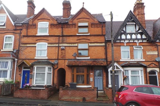 Thumbnail Terraced house to rent in Mount Pleasant, Redditch