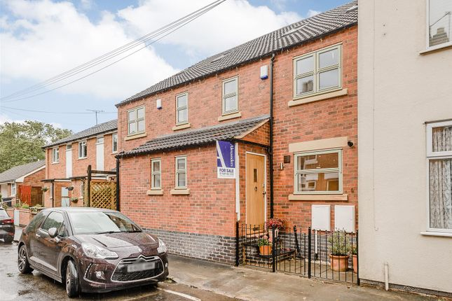 Thumbnail Semi-detached house for sale in Freehold Street, Quorn, Loughborough