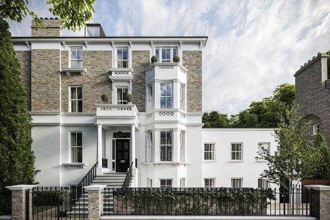 Thumbnail Flat for sale in Bassett Road, North Kensington, London, UK